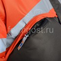 """Приобрести выгодно Костюм """"Новый Эверест"""" утепленный с полукомбинезоном, оранжевый + хаки"""