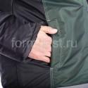 "Куртка ""Меридиан"" утепл., зел. + черн. от производителя"