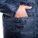"Спецодежда - Куртка ""Профи Плюс"" утепл., син. + желт. фл."