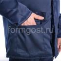 "Куртка ""Труд М"" утепл., син. + вас. от производителя"