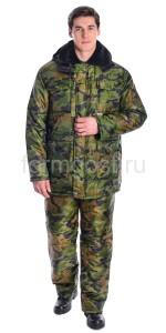 """Куртка """"Турист"""" утепл., камуфл. нато"""