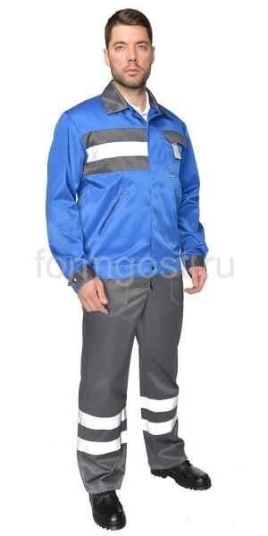 """Куртка """"Имидж"""" вас. + т. сер."""