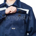 "Куртка ""Эксперт Люкс"" син. + син. от производителя"