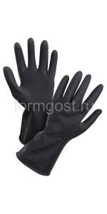 Перчатки технические КЩС-2 (уп. 10)