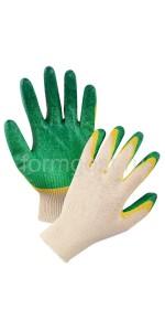 Перчатки трик. с двойн. латекс. покрытием (уп. 10)