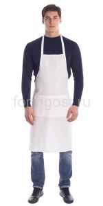 Фартук пекаря/повара (тк. бязь), бел.