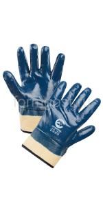 Перчатки х/б с нитриловым покрытием (краги)
