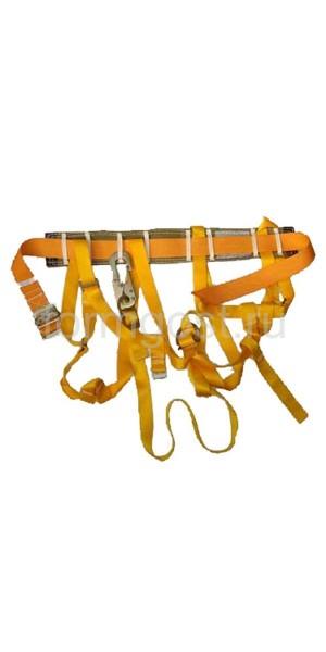 Удерживающая страховочная привязь УСП 2АЖ строп 12 м (ПП-2АЖ)
