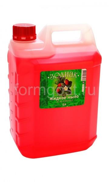 Жидкое мыло 5 л (канистра)