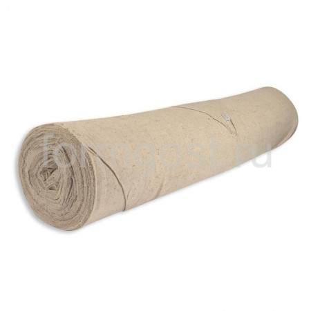Полотно холстопрошивное шир. 80 см (рул. 50 м)