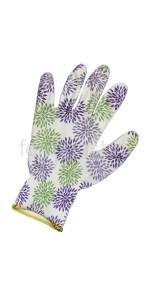 Перчатки садовые нейлон. с нитрил. покр. камуфл.