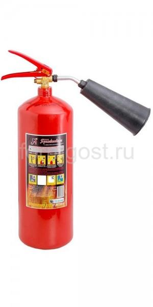 Огнетушитель ОУ-3
