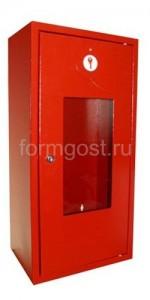 Шкаф метал. для огнетушителей