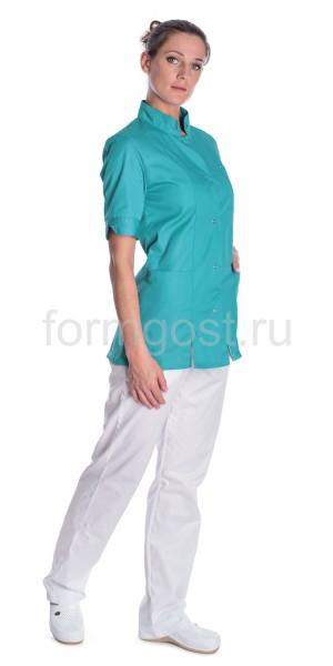 """Блуза """"Элит"""" мед. жен., фиолет."""