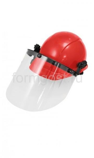 Щиток защитный лицевой «КБТ ВИЗИОН TITAN» с креплением на каске