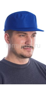 Каскетка синяя