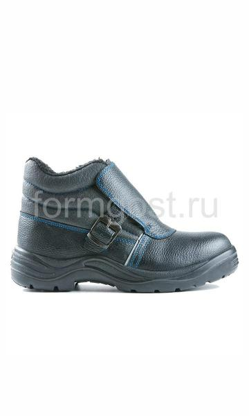 Ботинки рабочие сварщика утепленные