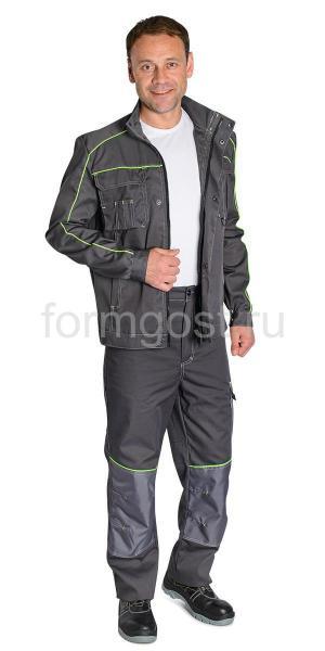 """Куртка """"Спец Люкс"""", т. сер."""