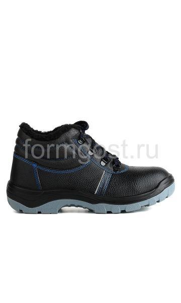 """Ботинки """"Профи"""" с иск. мех."""